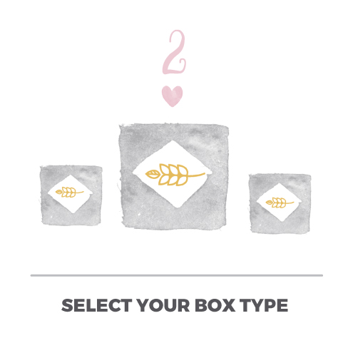 select your box
