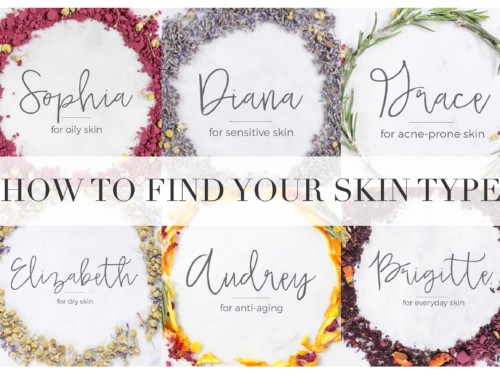 How To Find Your Skin Type