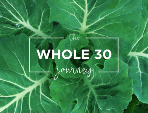 The Whole 30 Journey